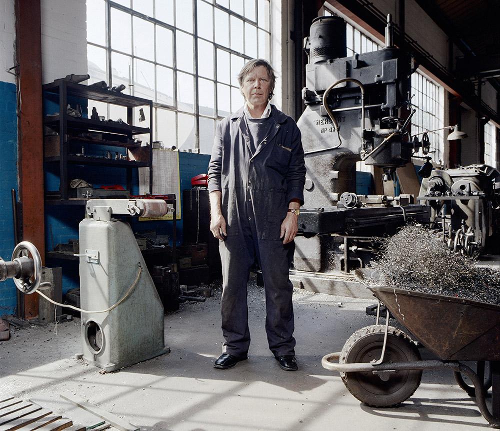 John Winstanley Winn Products Ltd