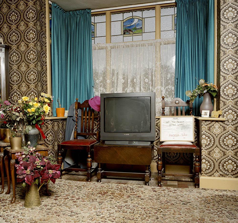 Sunnyhurst - Mrs Porter's Lounge
